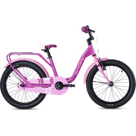 s'cool niXe alloy 18 Enfant, pink/lightpink